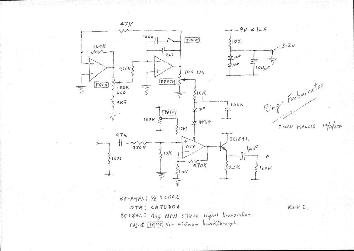 John Hollis - orted Circuit Designs on