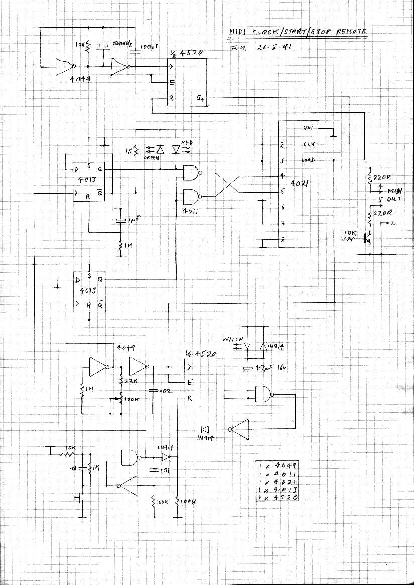John Hollis Assorted Circuit Designs Univibe Pedal Wiring Diagram Back